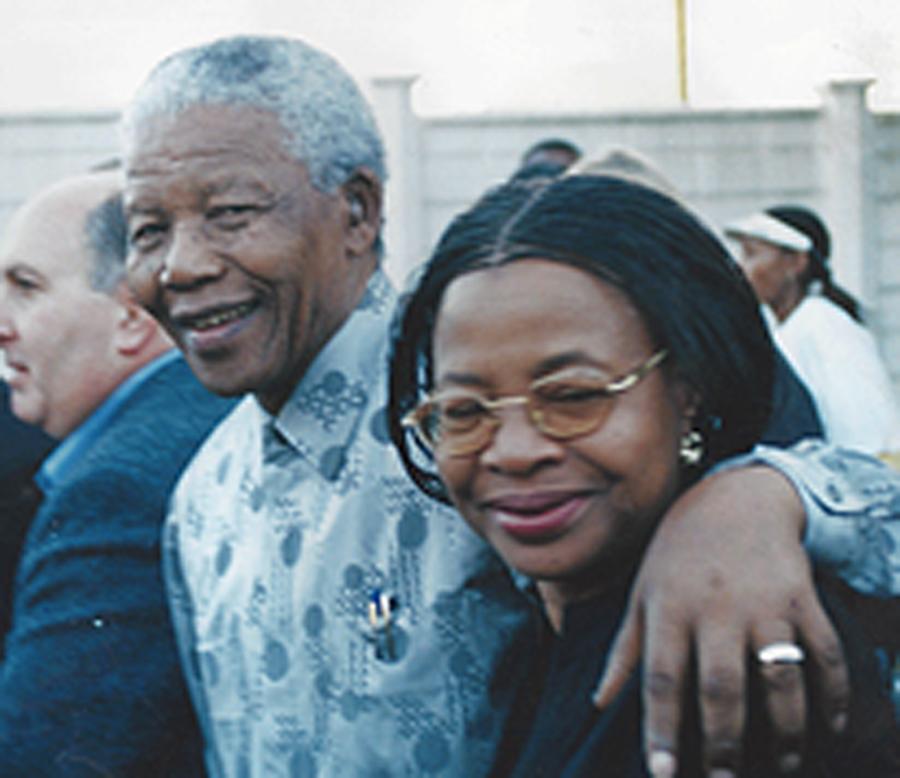 Event-Organisation zu Mandelas 80. Geburtstag